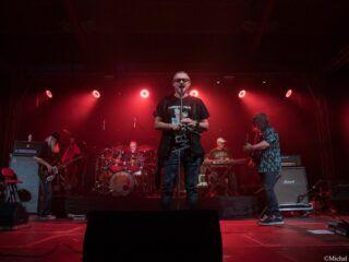Galeria: Koncert zespołu Dżem wPleszewie